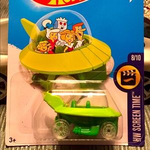 HOT WHEELS The Jetsons